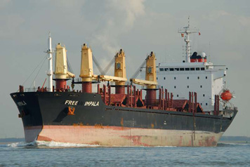 Đại lý và môi giới tàu