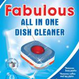 Viên rửa bát Fabulous