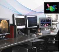 Máy điện sinh lý tim