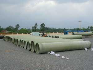 ống composite dẫn rác thải