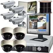 Thi công lắp đặt hệ thống camera quan sát