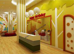 Thiết kế nội thất Khu vui chơi
