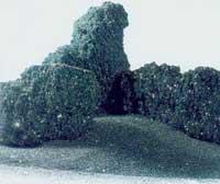 Hạt mài cacbua silic xanh