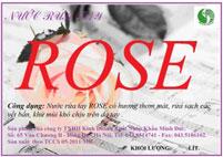 Lau sàn Rose