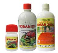Hoban 30EC 500EC 100 480ml