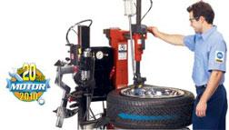Máy tháo lắp lốp