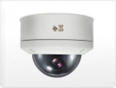 Camera bán cầu ống kính cố định