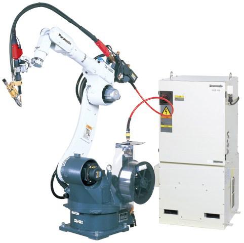 Robot hàn công nghiệp TA-1400 GIII hãng Panasonic