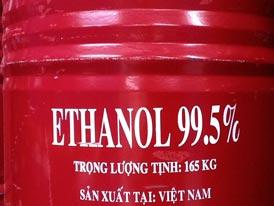 Cồn Ethanol 995 độ