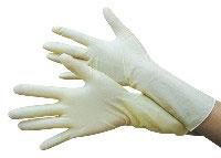 Găng tay latex không bọt