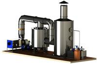 Hệ thống xử lý khí thải phòng thí nghiệm