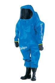 Quần áo chống hóa chất Teammaster