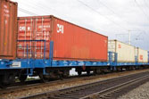 Vận chuyển hàng hóa từ ga đến kho