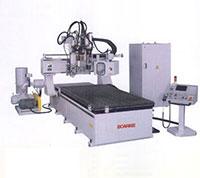 Máy CNC kiểu cầu trục