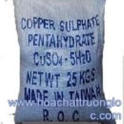 CuSO4.5H2O - Copper Sulphate Pentahydrate