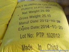 PAC - Poly Aluminium Cloride 31%