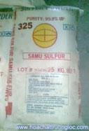 Lưu huỳnh - Samu Sulfur