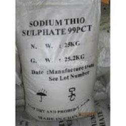 Na2S2O3 - Sodium Thiosulphate (bột khử mùi)