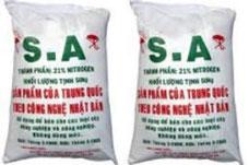 SA - Ammonium Sulphate