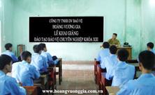 Chương trình đào tạo nhân lực