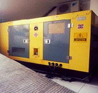 Máy lắp đặt tại một khách sạn