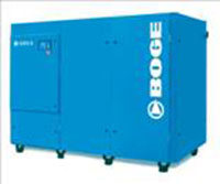 Dòng máy trục vít BOGE Công suất: 25 – 430HP