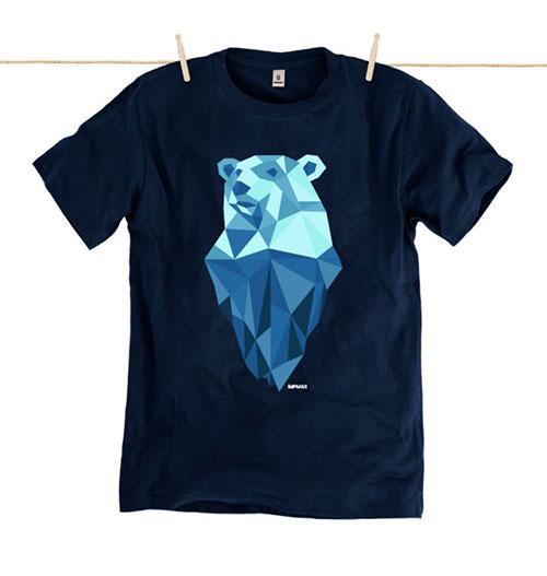 áo phông in chuyển nhiệt