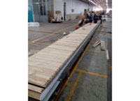 Băng tải gỗ
