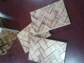 Coppha gỗ mặt cót