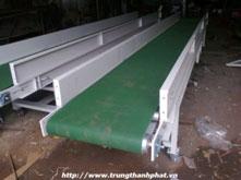 Băng tải PVC tải bao