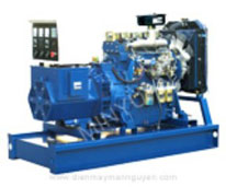 Máy phát điện diesel SHANGCHAI
