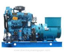Máy phát điện dùng cho tàu thuyền SHANGCHAI