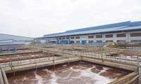 Hệ thống xử lý nước thải nhà máy dệt