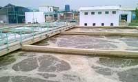 Hê thống xử lý nước thải nhà máy dệt nhuộm