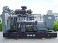 Máy phát điện MAN - Germany