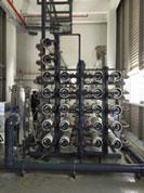 Hệ thống lọc nước ngành sản xuất