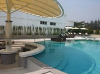 Hồ Bơi Sân Golf Phú Mỹ
