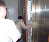 Kiểm định an toàn thang máy