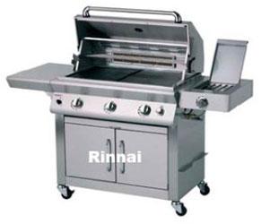 Bếp nướng di động Rinnai
