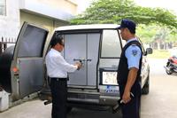 Bảo vệ áp tải vận hàng quý hiếm