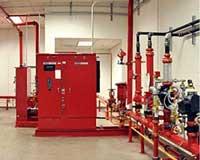 Lắp đặt hệ thống cấp nước chữa cháy