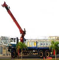 Cẩu thùng ASIA 11 tấn