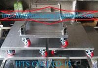 Xe dẩy tay inox 304-2B