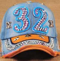 Kết cườm mũ nón