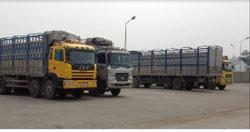 Đại lý vận tải hàng công trình