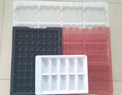 Khay nhựa đựng linh kiện