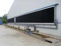 Thiết kế thi công hệ thống làm mát cooling pad