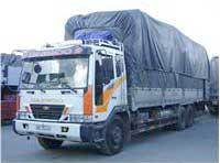 Xe tải 3 chân Daewoo