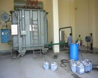 Sục rửa đường ống phân xưởng