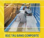 Bọc phủ composite